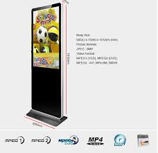 Commercial Tv Display Stands Inspiration 32 Inch Full Hd 32p Commercial Video Lcd Advertising Display Led