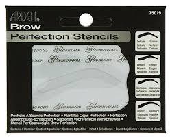 Купить <b>Трафареты для бровей</b> Ardell <b>Brow</b> Perfection Stencils ...