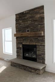 Stone Fireplace Remodel Best 20 Fireplace Refacing Ideas On Pinterest White Fireplace