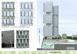 Office facade design Classic Possible External Façade Design Of Office Tower indicative Design click To Enlarge Transformative Architecture Office Revised Scheme after Pubic Consultation