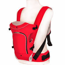China Wholesale Simple Polyester Dilated Red Baby Carrier - China ...