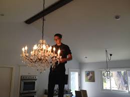 our chandelier cleaning photo gallery all crystal