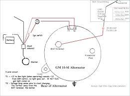 gm alternator diagram wiring diagrams schematics showy 3 wire and wiring diagram alternator voltage regulator fresh 4 wire auto throughout internal gm beautiful 10 si d