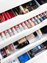 i think looking at perfectly displa makeup is my favourite pastime it just fills me with joy i ve spent a while perfecting my makeup collection