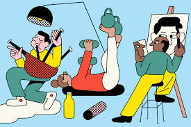 How To Find A Hobby Smarter Living Guides The New York Times
