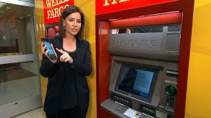 wells fargo bank debuts new cardless atm machines