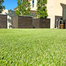 Artificial turf backyard Residential Landscape Design Complete Backyard Renovation With Artificial Grass Artificial Turf Landscaping Ideas Synthetic Lawns