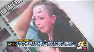 Woman s beating posted on Facebook YouTube