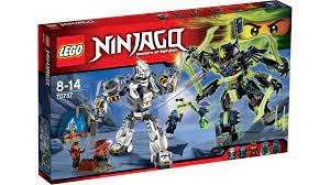 70737 Titanroboter gegen Mech-enstein | Lego Ninjago Wiki
