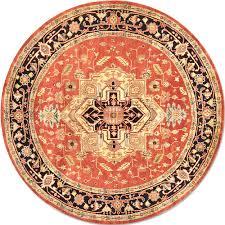 serapi az1388 round rug az1388 size 8 x8
