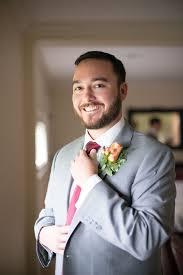 Light Grey Suit With Burgundy Tie Gray Wedding Suit And Burgundy Tie