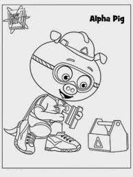 Small Picture Super Why Coloring Pages Coloring Printable of Super Why Coloring