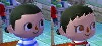There's animal crossing city folk for wii, animal crossing wild world for ds, animal crossing new leaf for the 3ds, but there is not animal crossing 1 or 2 or 3 or 4 or 5. Animal Crossing New Leaf Hair Guide English