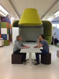 furniture office space. hard to hear your colleague we love this acoustic solution sometimes referred as office meetingopen officefurniture furniture space