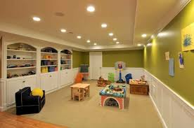 Children Playroom Tips For Transforming A Basement Into A Children Playroom