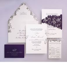 elegant purple wedding invitations com elegant purple wedding invitations how to make your own wedding invitations using word 4