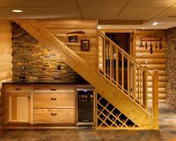 wet bar under stairs under stairs lighting42 stairs