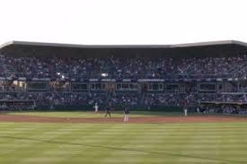 Tcu Baseball Field Seating Chart Lupton Stadium Prepared To Host Fort Worth Regional