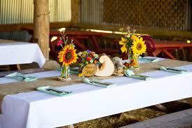 Rectangle Tables Wedding Reception 8 Rectangular Table