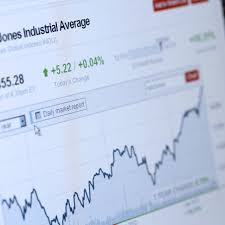 Dj30 Live Chart Dow Jones Moves Mostly Lower Dragged By Recession Fear
