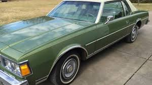1979 Chevrolet Caprice for sale near Cadillac, Michigan 49601 ...