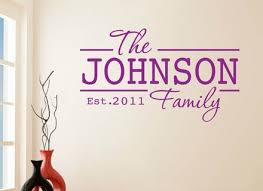 free diy wallpaper personalised any family name any year