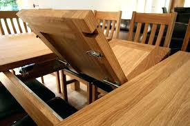 wooden table slides uk designs