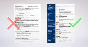 Fast Food Resume Sample Fast Food Resume Sample Complete Guide [100 Examples] 3