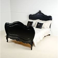 Lille Bedroom Furniture Rochelle Black Lille Antique French Bed Size Double La