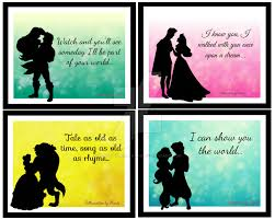 Couples Quotes New Disney Couples Love Quotes By SilhouettesbyMarie On DeviantArt