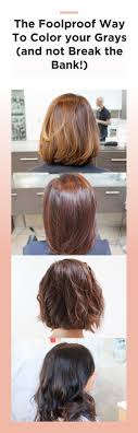 Best Diy Hair Color The First