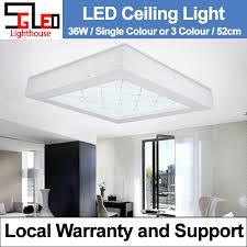 36w led ceiling light ceiling lamp singapore sg led led ceiling within the stylish led lights