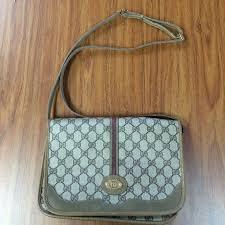 gucci vintage. vintage gucci tote shoulder bag original design gucci vintage
