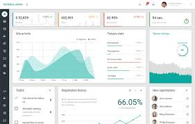 Material Admin Material Design Bootstrap Dashboard Template By
