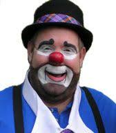 hobo clown makeup