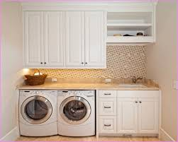 countertop washer dryer. Unique Washer Laundry Room Countertop Over Washer Dryer  Home Design Ideas For R