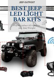 Best Led Light Bar For Jeep Wrangler Best Light Bar Jeep Bigit Karikaturize Com