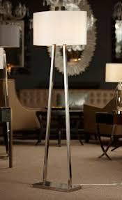 floor lamps amazing brushed nickel floor lamps brushed nickel torchiere floor lamp silver metal with
