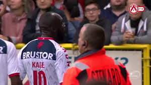 KV Kortrijk - RSC Anderlecht 4-2 (17/08/19) - YouTube
