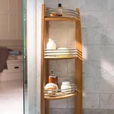 corner shower caddy teak. Interesting Teak Spa Teak Corner Shelf Caddy For Shower Frontgate