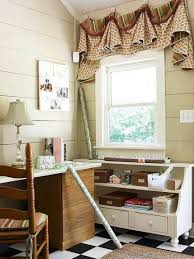 cottage style office. Home Office , Atmospheric Cottage Style : Black And White C