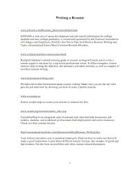 10 Resume For Soon To Be College Graduate Resume Letter