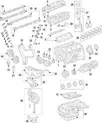 parts com® toyota avalon engine trans mounting oem parts 1998 toyota avalon xl v6 3 0 liter gas engine trans mounting