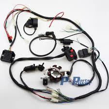 online get cheap lifan 250cc wiring harness aliexpress com complete electrics cdi wire harness for atv quad 300cc 250cc 200cc 150cc zongshen lifan