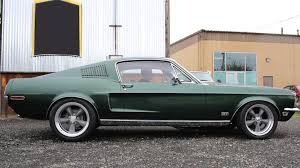1968 Ford Mustang GT Fastback   S99   Anaheim 2016