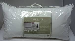 charter club down pillows large size of pillows pillows charter club elite white goose down charter club feather down pillow