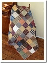 Best 25+ Mens quilts ideas on Pinterest | Man quilt, Quilt for men ... & Men's Plaid Quilt Pattern Adamdwight.com