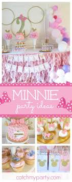 Minnie Mouse Birthday Minnie 2nd Birthday party Ideas.