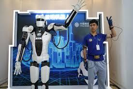 Robotics, 5G a potent pair, says tech executive