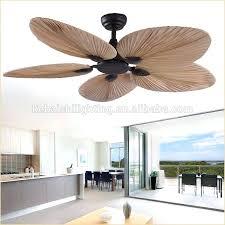 fancy ceiling fans whole natural style fancy palm leaf blade fan light decorative ceiling fan with